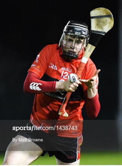 Cork Institute of Technology v University College Cork - Electric Ireland HE GAA Fitzgibbon Cup Group A Round 2