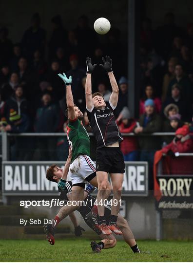 Sligo v Mayo - Connacht FBD League Round 5