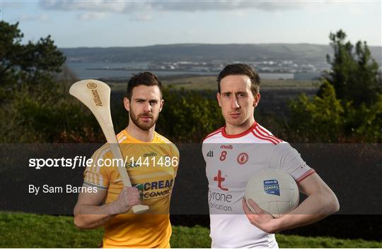 Sportsfile - Launch of the 2018 Allianz Hurling and Football