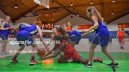 Crescent Comprehensive v Scoil Chriost Rí Portlaoise - Subway All-Ireland Schools U16A Girls Cup Final