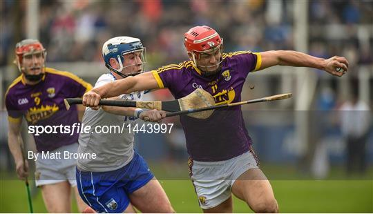 Waterford v Wexford - Allianz Hurling League Division 1A Round 1