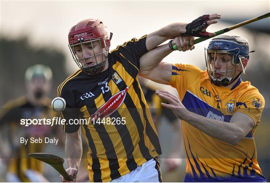 Kilkenny v Clare - Allianz Hurling League Division 1A Round 2
