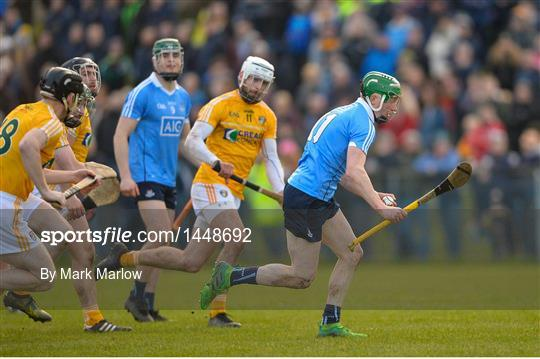 Antrim v Dublin - Allianz Hurling League Division 1B Round 2