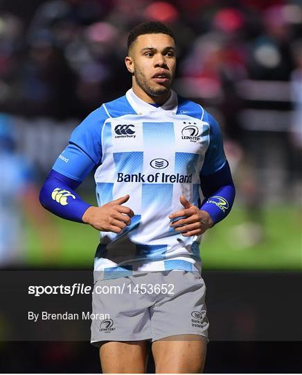 Edinburgh Rugby v Leinster - Guinness PRO14 Round 14