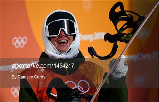 Winter Olympics 2018 - Day 4