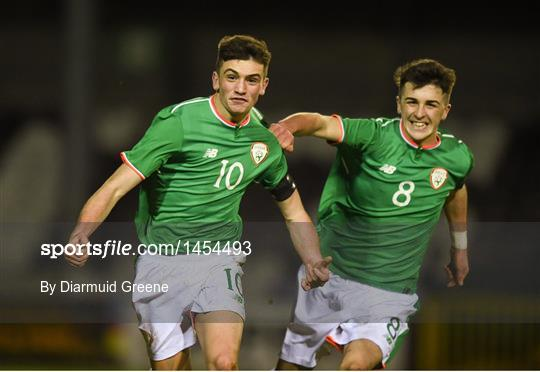 Republic of Ireland v Turkey - Under 17 International Friendly