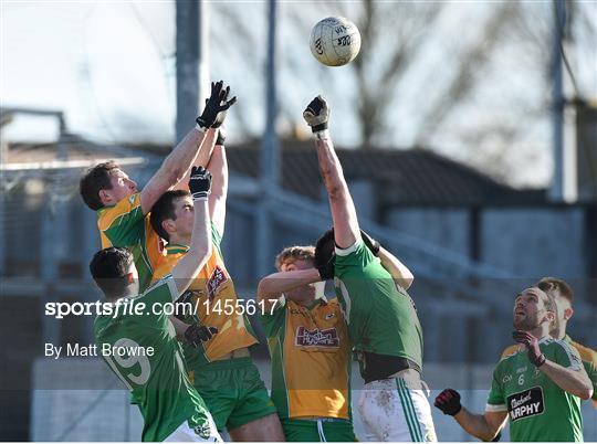 Corofin v Moorefield - AIB GAA Football All-Ireland Senior Club Championship Semi-Final