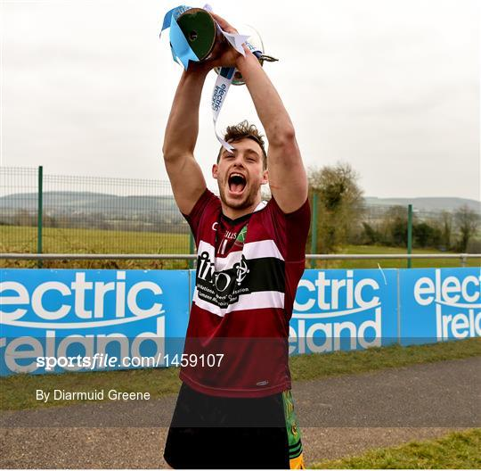 St Mary's University College v  GMIT Letterfrack - Electric Ireland HE GAA Fergal Maher Cup Final