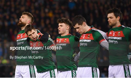 Mayo v Dublin - Allianz Football League Division 1 Round 4
