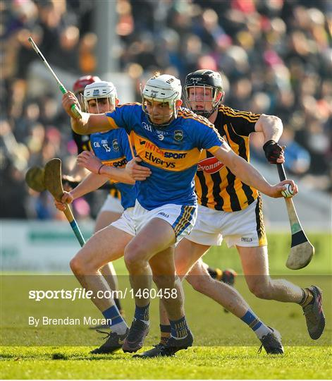 Kilkenny v Tipperary - Allianz Hurling League Division 1A Round 4