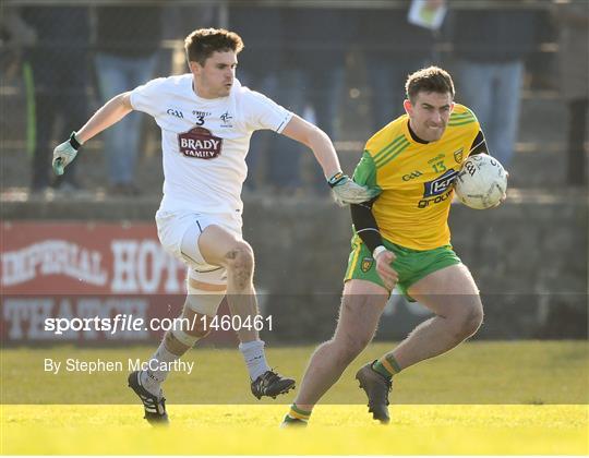 Donegal v Kildare - Allianz Football League Division 1 Round 4