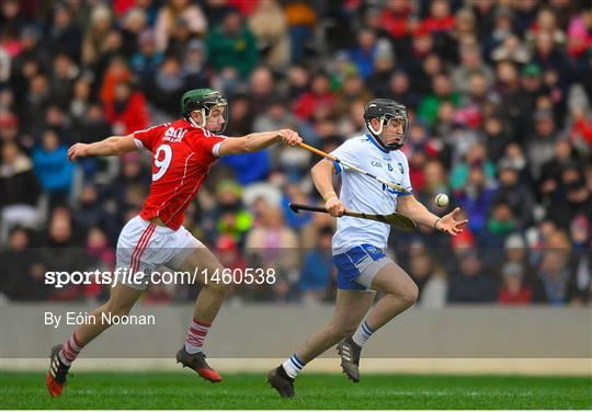 Cork v Waterford - Allianz Hurling League Division 1A Round 4
