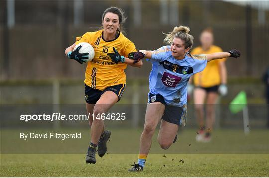 Dublin City University V University College Dublin Gourmet Food Parlour Hec O Connor Cup Semi Final 1464625 Sportsfile