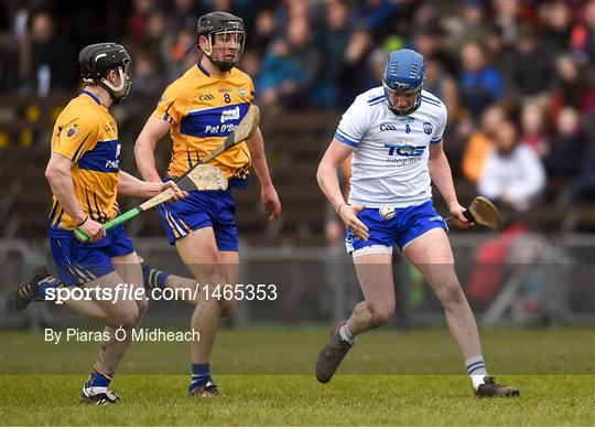 Waterford v Clare - Allianz Hurling League Division 1A Round 5