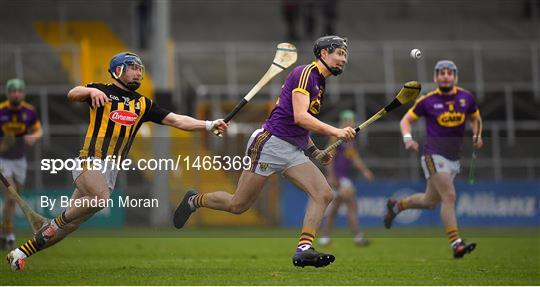 Kilkenny v Wexford - Allianz Hurling League Division 1A Round 5