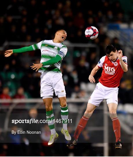 Shamrock Rovers v St Patrick's Athletic - SSE Airtricity League Premier Division