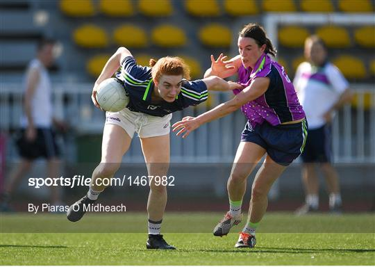 TG4 Ladies Football All-Star Tour 2018 - 2016 All-Stars v 2017 All-Stars Exhibition match -  Saturday 17th March