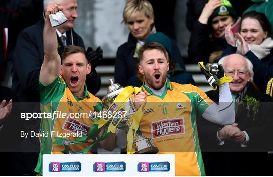 Corofin v Nemo Rangers - AIB GAA Football All-Ireland Senior Club Championship Final