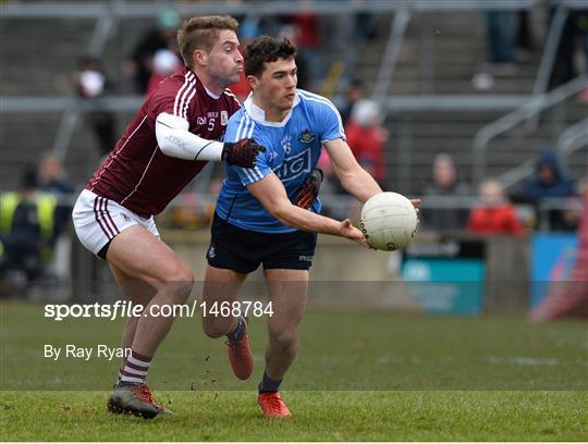 Galway v Dublin - Allianz Football League Division 1 Round 6