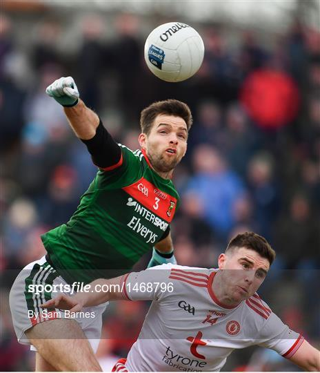 Mayo v Tyrone - Allianz Football League Division 1 Round 6