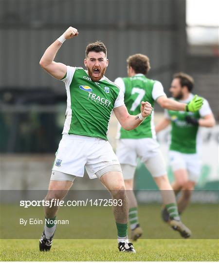 Longford v Fermanagh - Allianz Football League Division 3 Round 7