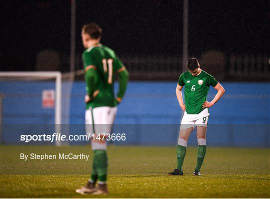 Republic of Ireland v Azerbaijan - UEFA U21 Championship Qualifier