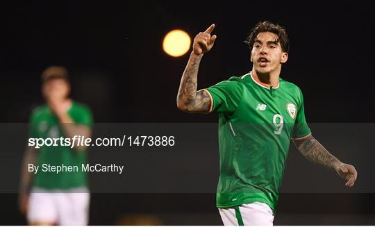 Republic of Ireland v Azerbaijan - UEFA U21 Championship Qualifier