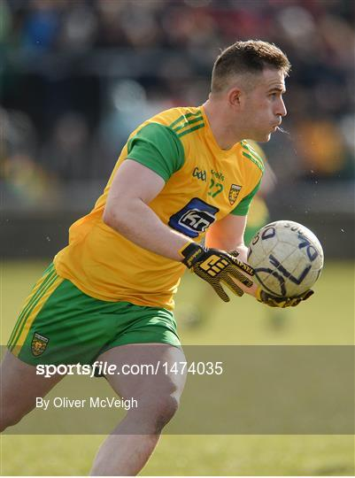 Donegal v Mayo - Allianz Football League Division 1 Round 7