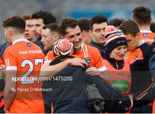 Armagh v Fermanagh - Allianz Football League Division 3 Final