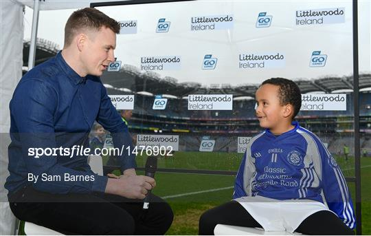 The Go Games Provincial days in partnership with Littlewoods Ireland - Day 1