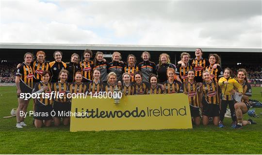 Kilkenny v Cork - Littlewoods Ireland Camogie League Division 1 Final