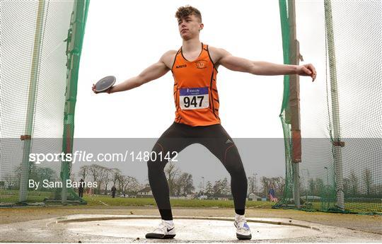 Irish Life Health National Spring Throws