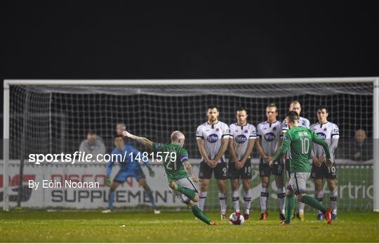 Bray Wanderers v Dundalk - SSE Airtricity League Premier Division