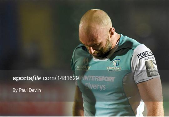 Glasgow Warriors v Connacht - Guinness PRO14 Round 20