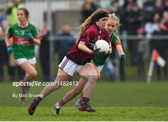 Loreto, Clonmel, Tipperary v Loreto, Cavan - Lidl All Ireland Post Primary School Senior A Final
