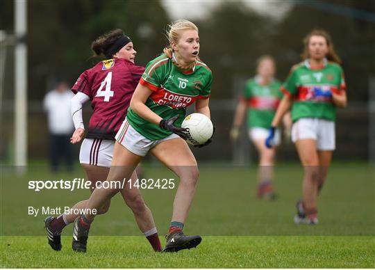 Loreto, Clonmel, Tipperary v Loreto, Cavan - Lidl All Ireland Post Primary School Senior A Final