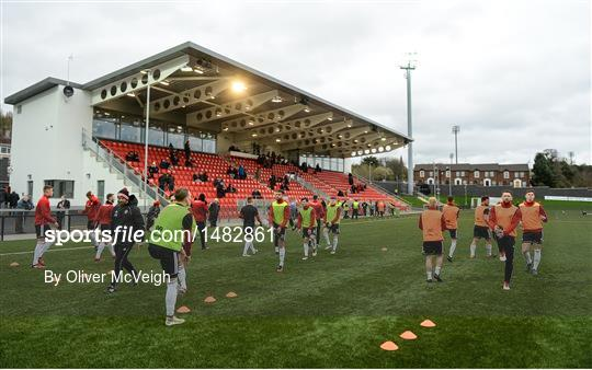 Derry City v Bohemians - SSE Airtricity League Premier Division
