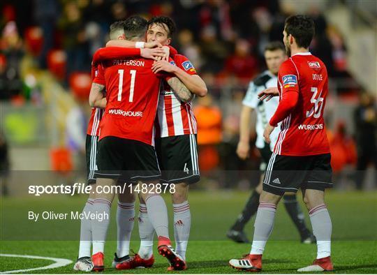 Derry City v Bohemians - SSE Airtricity League Premier Division