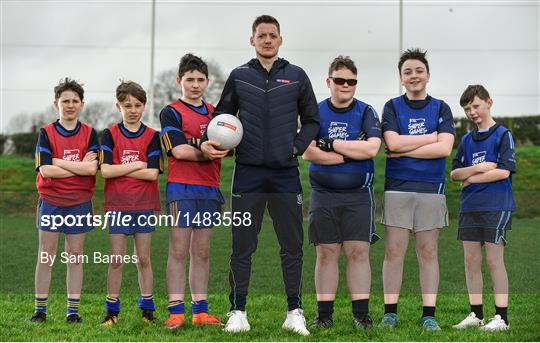 Sky Sports Monaghan 'Super Games' Centre Launch