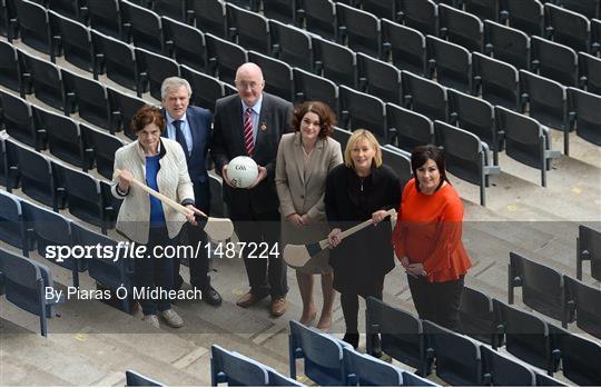 GAA Official Charities Announcement