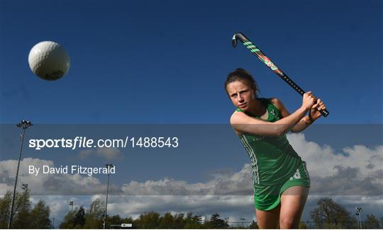 Eugene F Collins & Hockey Ireland sponsorship announcement