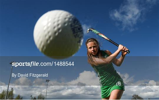 Eugene F Collins & Hockey Ireland sponsorship announcement