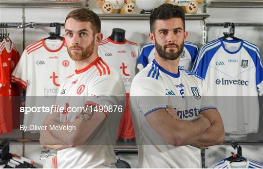 Launch of the Ulster Senior Football Championship 2018