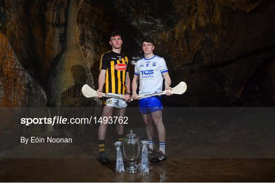 2018 Bord Gáis Energy U-21 Hurling Championship Launch