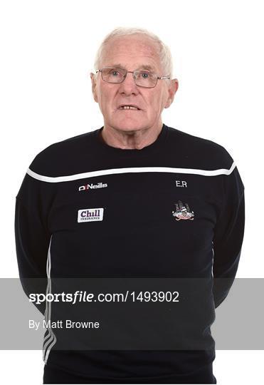 Cork Football Squad Portraits 2018