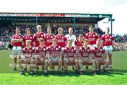 Sportsfile - Galway v Mayo - Connacht Senior Football Championship ...