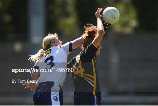 Cavan v Tipperary - Lidl Ladies Football National League Division 2 Final