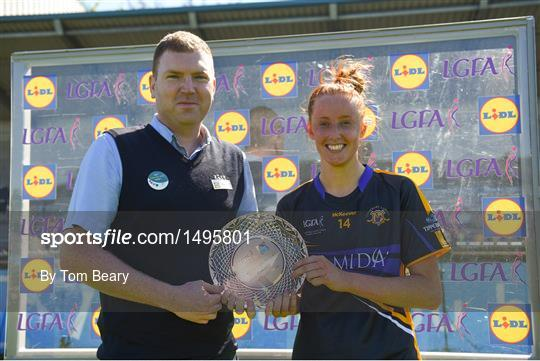 Cavan v Tipperary - Lidl Ladies Football National League Division 2 Final