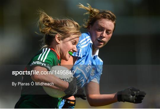 Dublin v Mayo - Lidl Ladies Football National League Division 1 Final