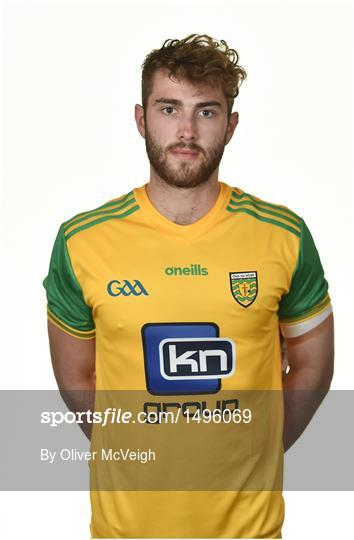 Donegal Football Squad Portraits 2018